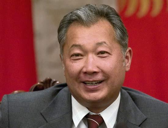 Kurmanbek Bakiyev, Kırgızistan Cumhurbaşkanı tarihte bugün
