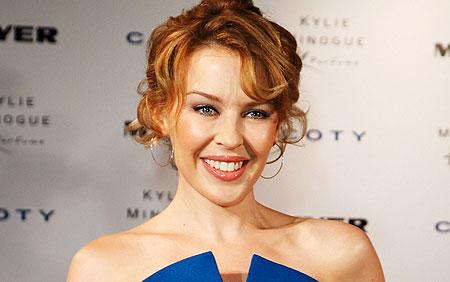 Kylie Minogue, Avustralyalı şarkıcı tarihte bugün