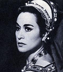 Leyla Gencer, opera sanatçısı (ÖY-2008) tarihte bugün
