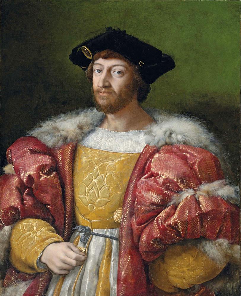 Lorenzo di Piero de Medici, Urbino Dükü (ÖY-1519) tarihte bugün