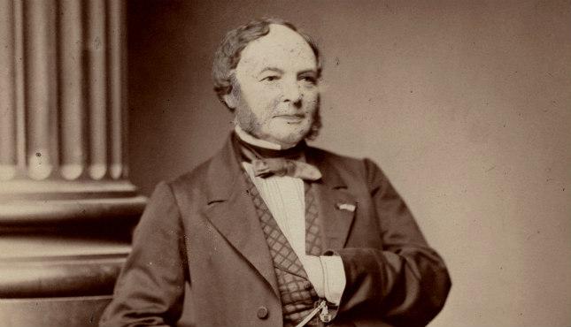 Louis Hachette, Fransız yayımcı (ÖY-1864) tarihte bugün