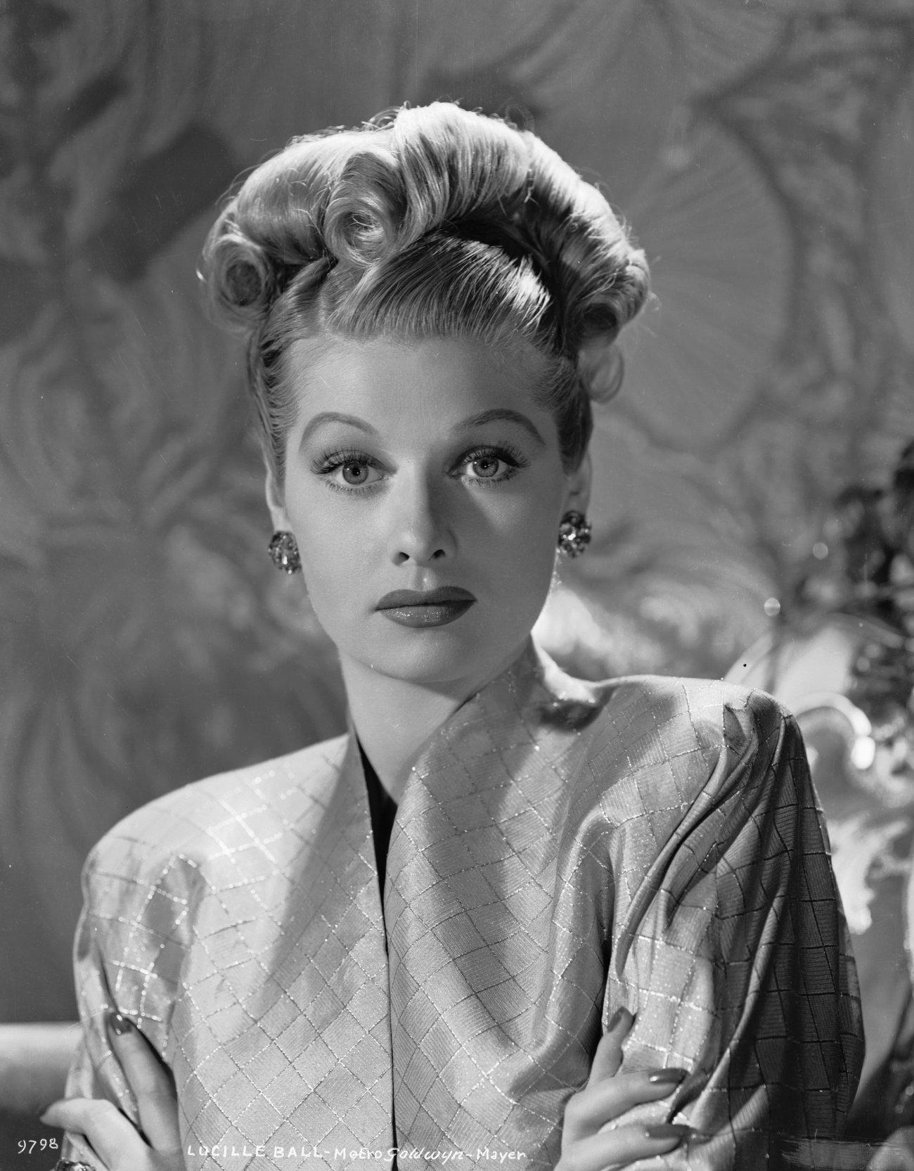 Lucille Ball, Amerikalı aktris  (ÖY-1989) tarihte bugün
