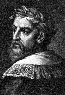 Ludovico Ariosto, italyan şair (DY-1474) tarihte bugün