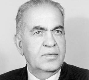 Lütfi Kırdar, hekim, devlet adamı, Manisa ve istanbul valisi, sağlık eski bakanı (ÖY-1961) tarihte bugün