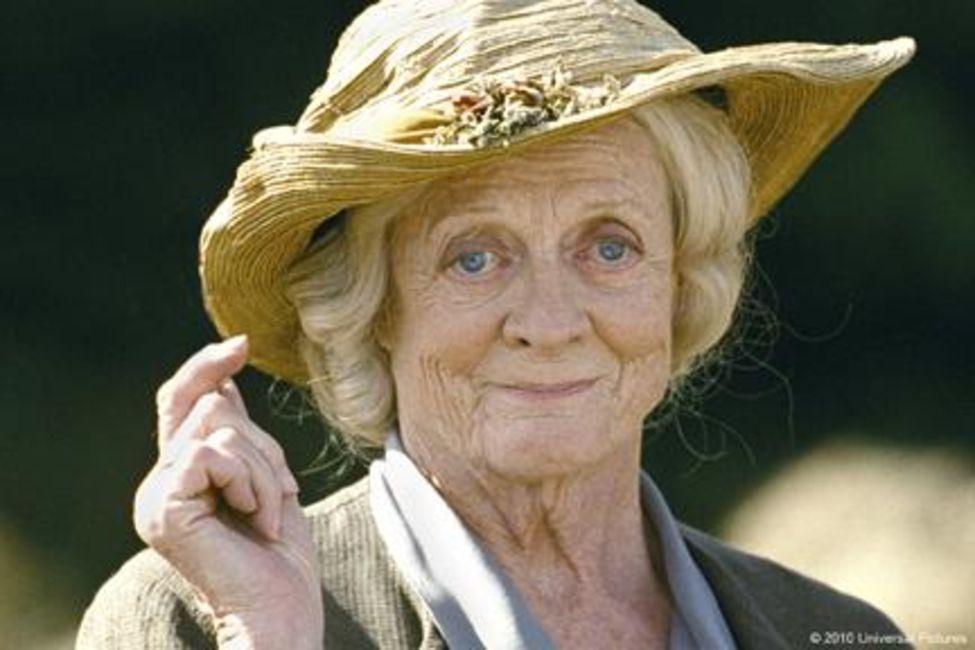 Maggie Smith, ingiliz oyuncu