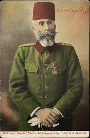 Osmanlı askeri ve devlet adamı Mahmud ޞevket Paşa tarihte bugün