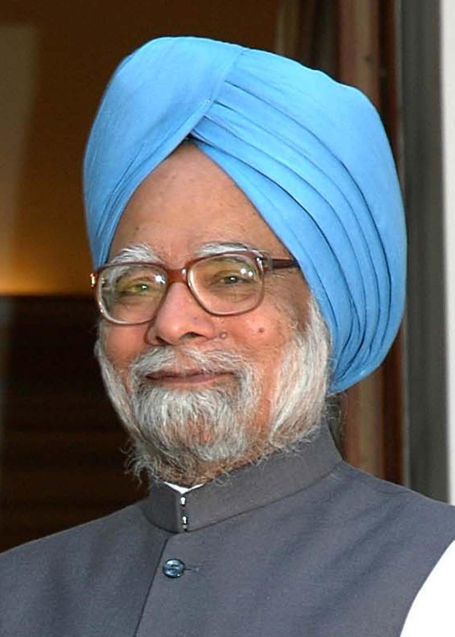 Manmohan Singh, Hindistanın 17. başbakanı tarihte bugün