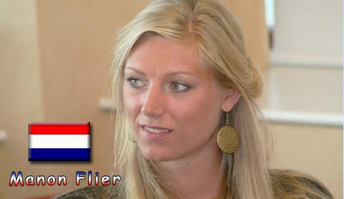 Manon Flier, Hollandalı voleybolcu tarihte bugün