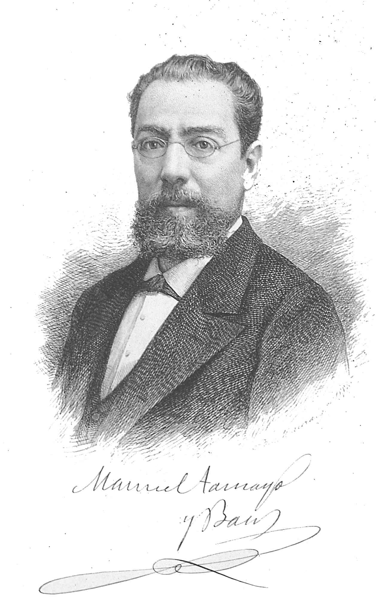 Manuel Tamayo y Baus, ispanyol oyun yazarı (ÖY-1898) tarihte bugün