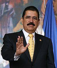 Manuel Zelaya, Honduraslı siyasetçi. tarihte bugün