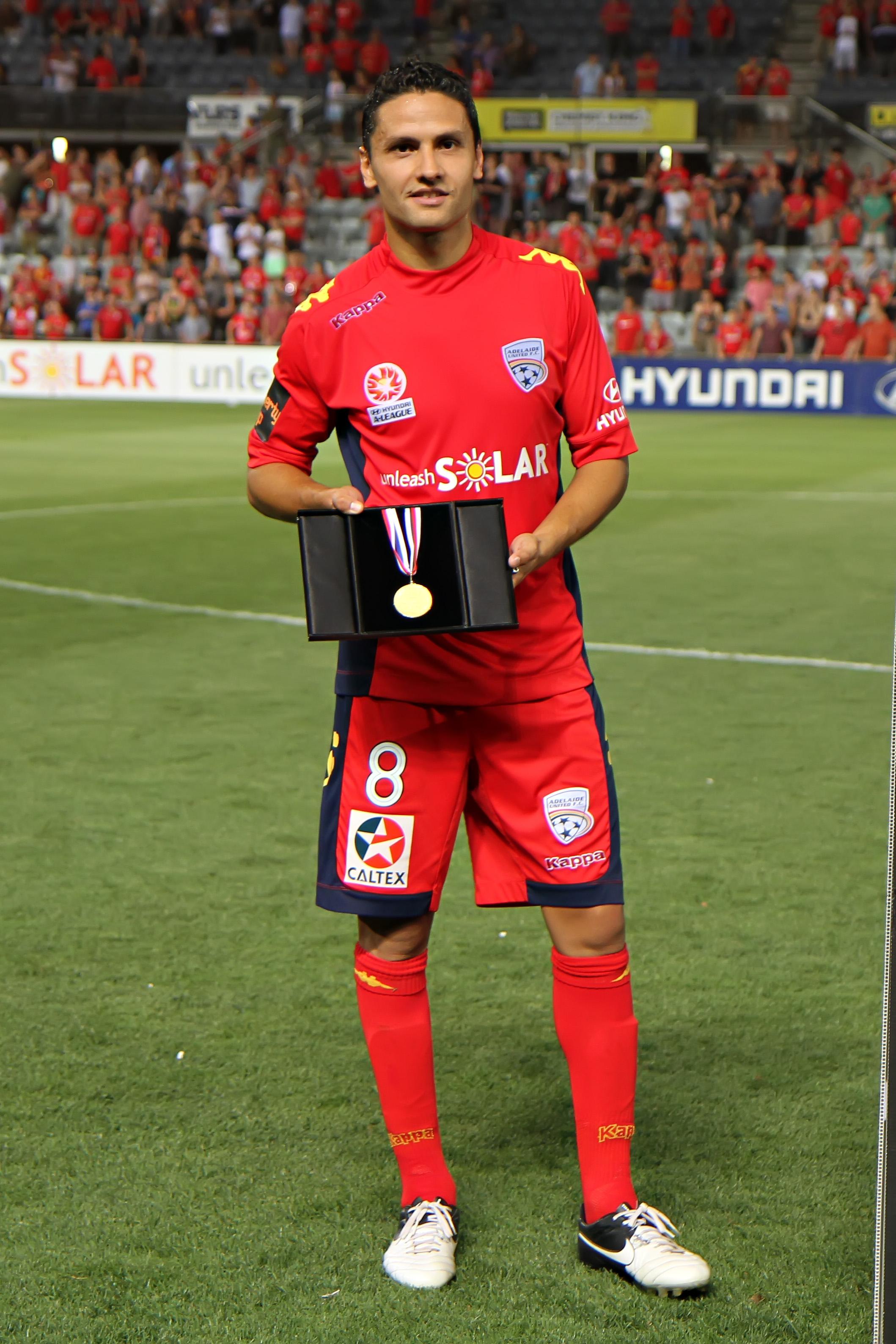 Marcelo Carrusca, Arjantinli futbolcu tarihte bugün