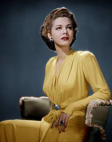 Maria Montez, Amerikalı aktris (DY-1912) tarihte bugün