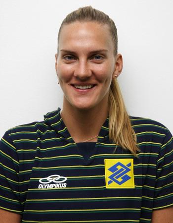 Marianne Steinbrecher, Brezilyalı sporcu, voleybolcu tarihte bugün