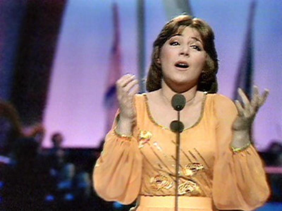 Marie Myriam, Fransız şarkıcı
