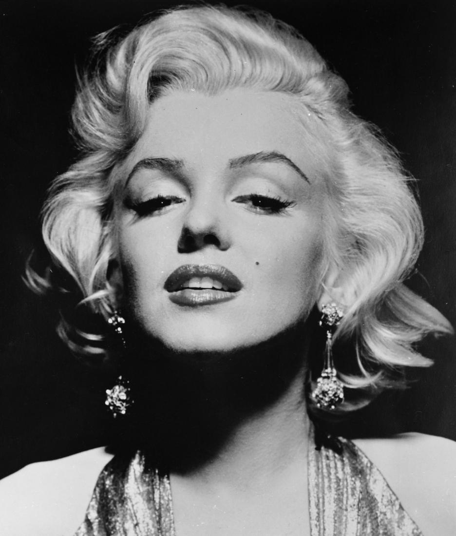 Amerikalı sinema oyuncusu Marilyn Monreo. tarihte bugün