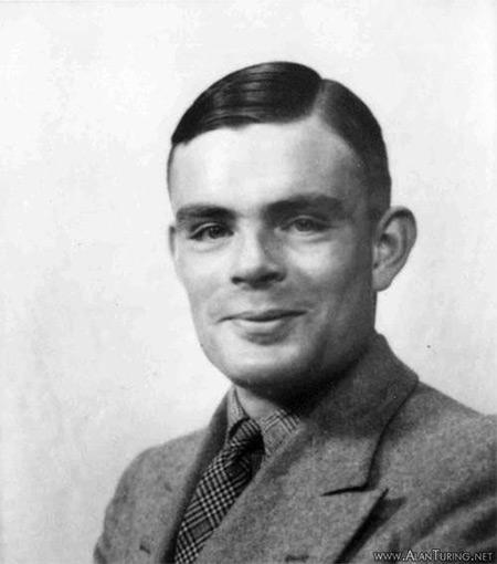 Alan Turing, ingiliz matematikçi (ÖY-1954) tarihte bugün