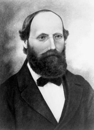 Bernhard Riemann, Alman matematikçi (DY-1826) tarihte bugün