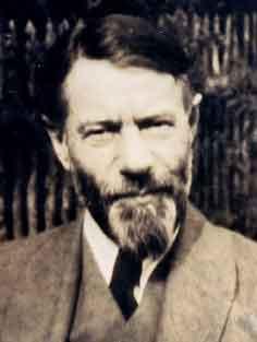 Max Weber, Alman sosyolog (DY-1864) tarihte bugün