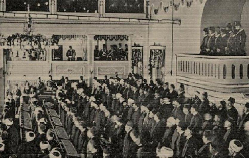 Osmanlı padişahı Sultan Vahdettin İttihat ve Terakki'nin çoğunlukta olduğu Meclis-i Mebusan'ı feshetti. tarihte bugün
