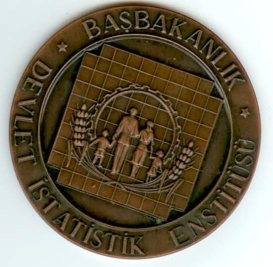 Bugün adı Türkiye istatistik Kurumu olan, o dönemki adı, Merkezi istatistik Dairesi kuruldu. tarihte bugün