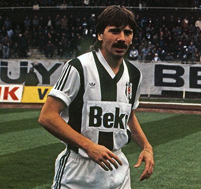 Metin Tekin, futbolcu, Beşiktaş futbolcusu tarihte bugün