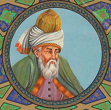 Mevlana Celaleddin Rumi ölümü