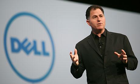 Michael Dell, Amerikalı bilgisayar üreticisi tarihte bugün