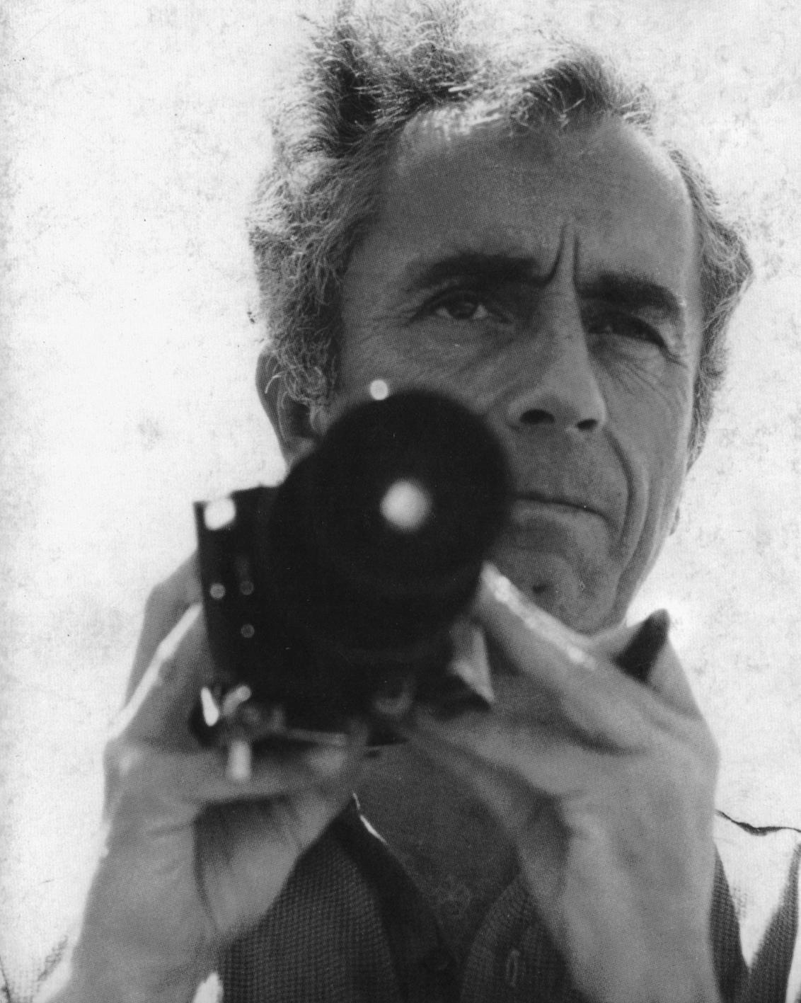 Michelangelo Antonioni, italyan yönetmen (ÖY-2007) tarihte bugün