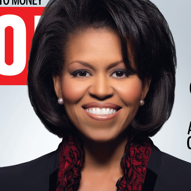 Michelle Obama, Amerika Birleşik Devletleri 44. Başkanı Barack Obamanın eşi