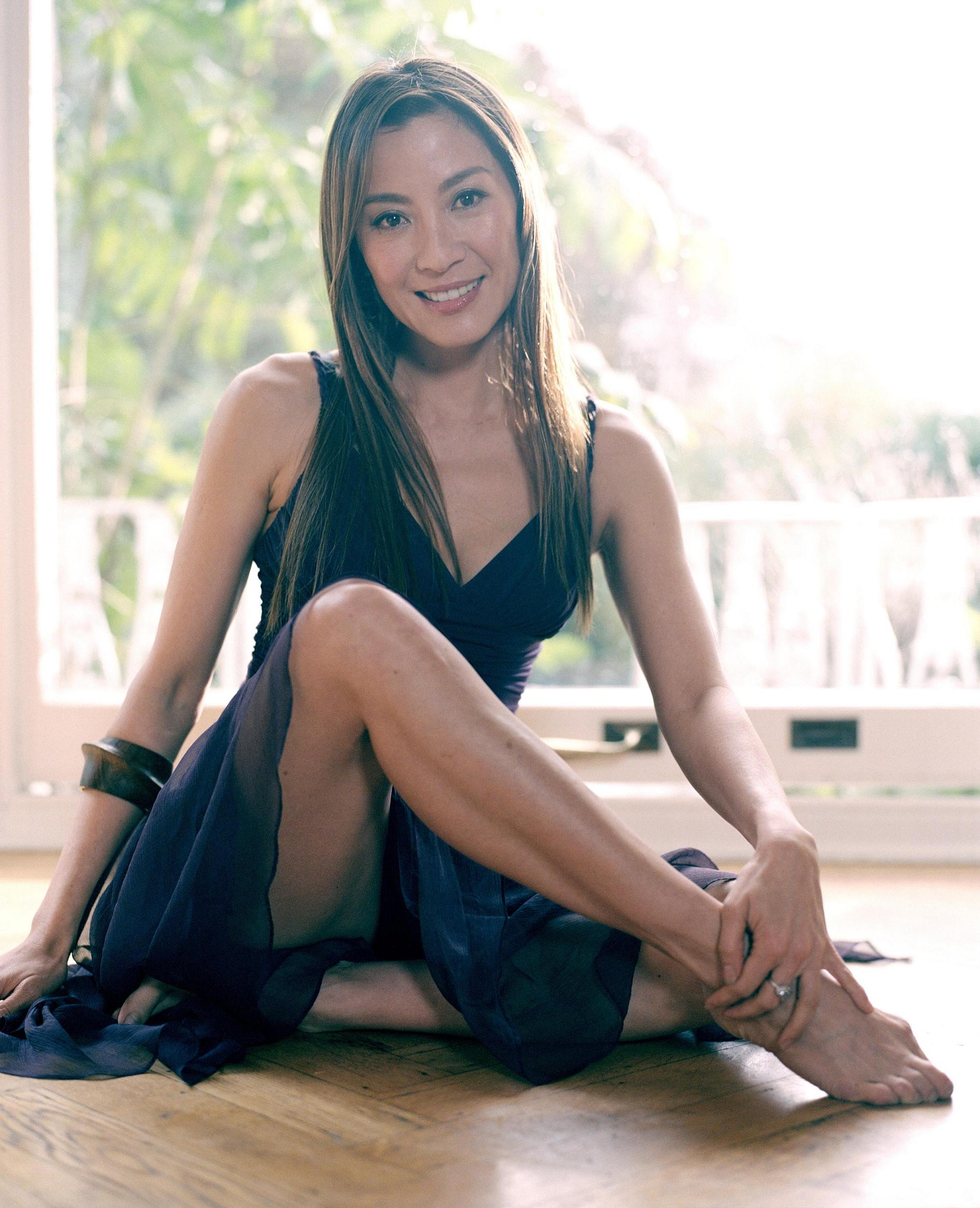 Michelle Yeoh Doğumu
