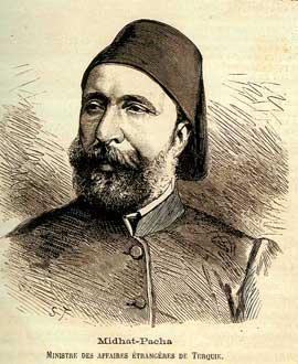 Mithat Paşa Kimdir Doğum Tarihi Günü Yaşı