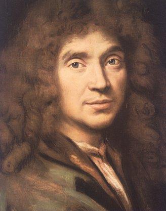 Moliere, Jean-Baptiste Poquelin Fransız yazar (DY-1622) tarihte bugün