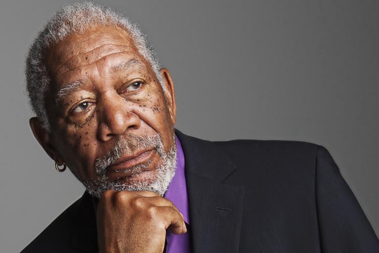 Morgan Freeman, Amerikalı sinema oyuncusu tarihte bugün