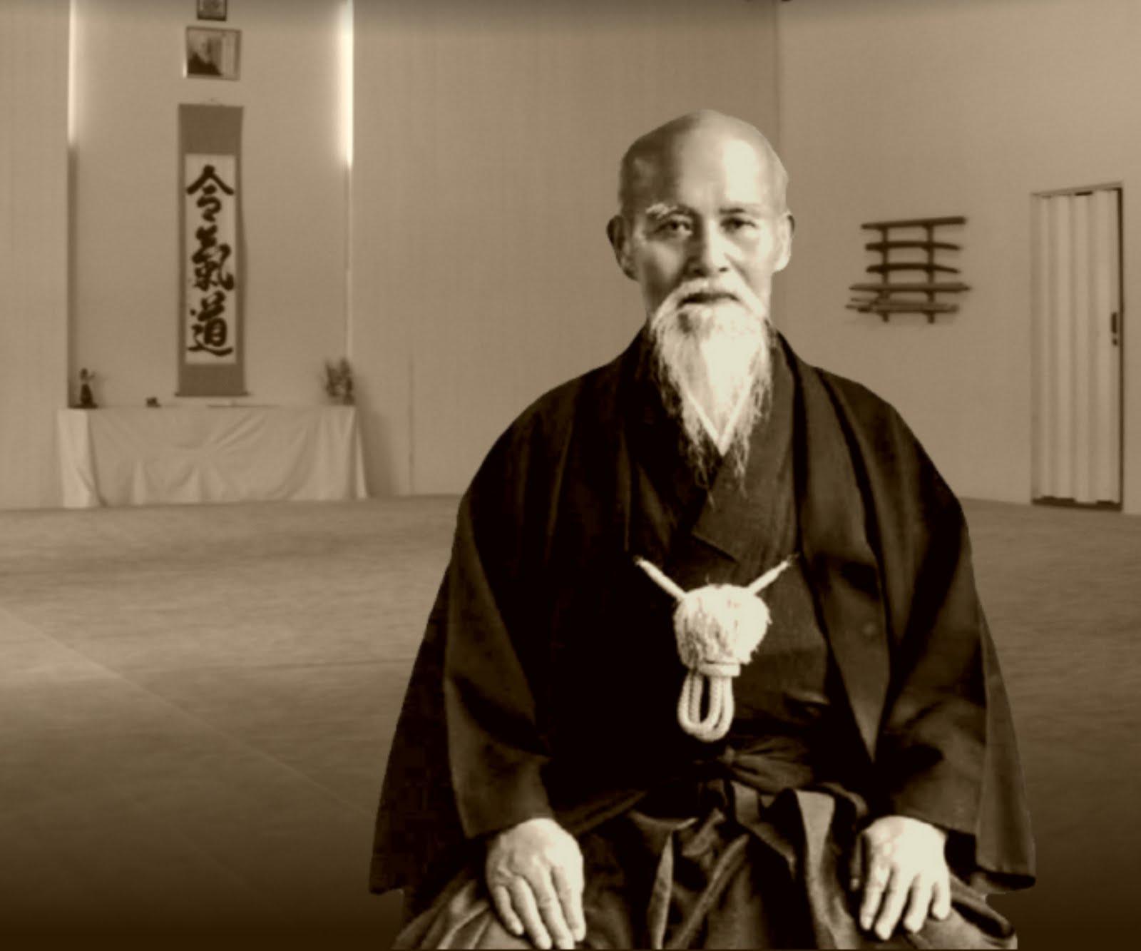 Morihei Ueshiba Doğumu