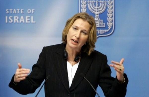 Tzipi Livni, Eski Mossad ajanı, siyasetçi tarihte bugün