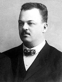 Gideon Sundback, isveçli mucit (DY-1880) tarihte bugün
