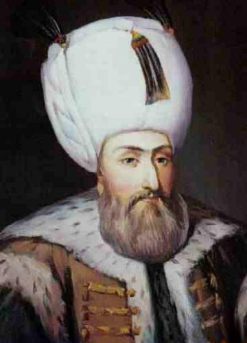 Kanuni Sultan Süleyman. tarihte bugün