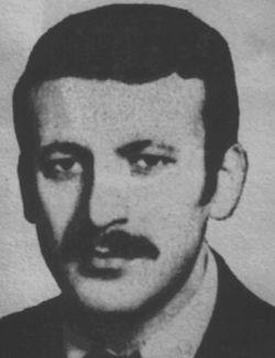 TKP İstanbul İl Sekreteri ve Merkez Komitesi üyesi olan Mustafa Asım Hayrullahoğlu. tarihte bugün
