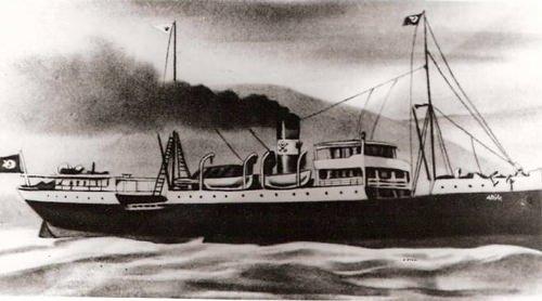 Mustafa Kemal Paşa, Samsun'a gitmek üzere Bandırma vapuru ile İstanbul'dan ayrıldı. tarihte bugün