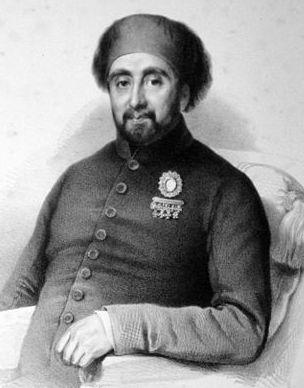 Mustafa Reşit Paşa, Osmanlı Devleti Sadrazamlarındandır (DY-1800) tarihte bugün