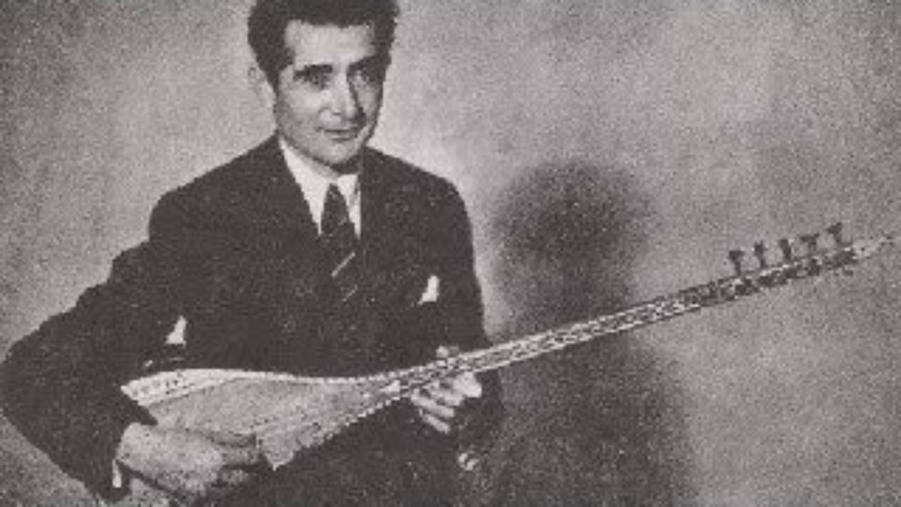 Muzaffer Sarısözen halk müziği sanatçısı (DY-1899) tarihte bugün