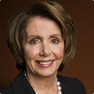 Nancy Pelosi, Amerikalı politikacı