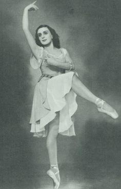 Natalia Dudinskaya, Rus balerin (DY-1912) tarihte bugün