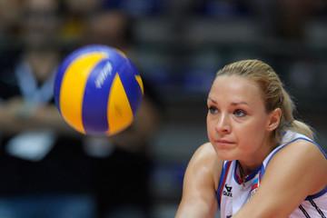 Natalya Morozova, Rus voleybolcu