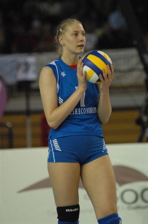 Natalya Safronova, Rus voleybolcu tarihte bugün