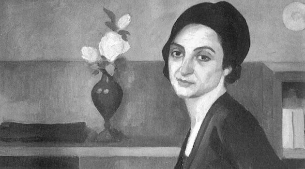 Nazlı Ecevit,  ressam (ÖY-1985)