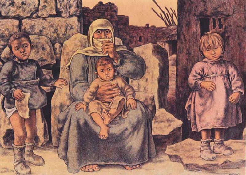 Neşet Günal, ressam (DY-1923) tarihte bugün