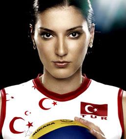 Neslihan Demir Darnel, Türk milli voleybolcu