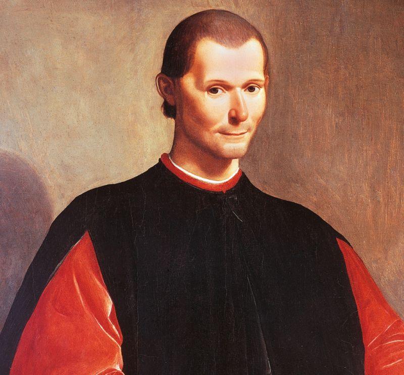 Niccolo  Machiavelli kimdir