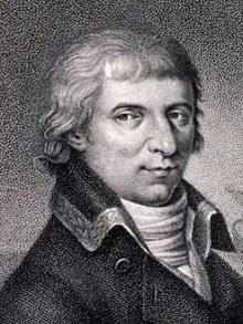 Nicolas Baudin, Fransız kaşif (DY-1754) tarihte bugün
